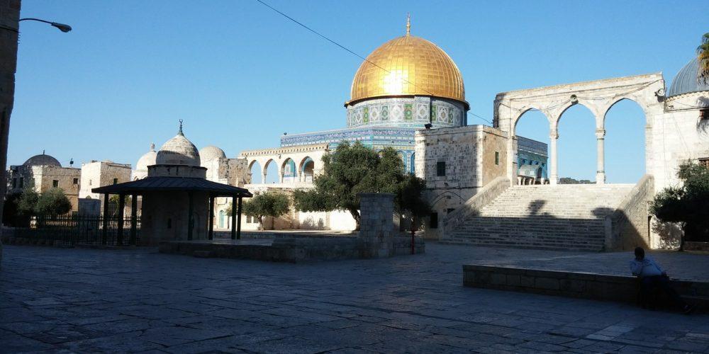 Gerusalemme Capitale d'Israele o di Palestina?