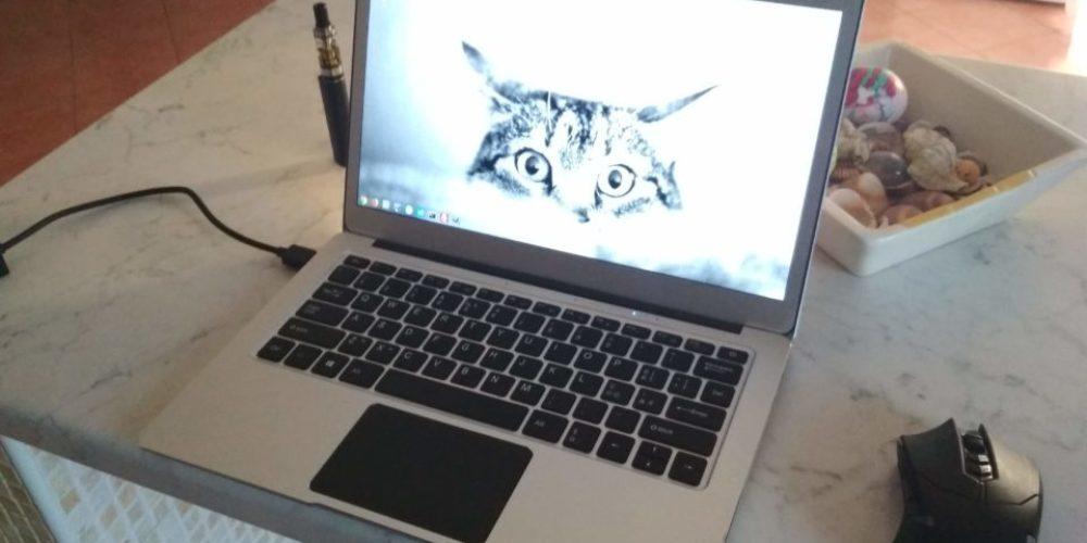 Ezbook 3 pro installazione SSD e Ubuntu