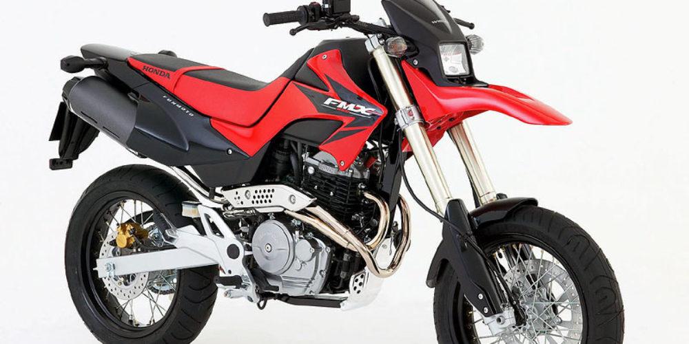 Honda FMX 650 Tuning